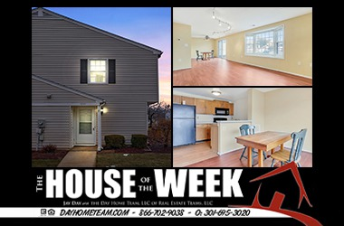House of the Week - 1241 Danielle Dr #A, Frederick, MD