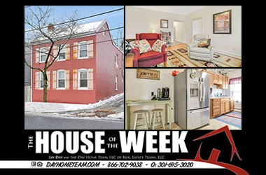 House of the Week - 434 W South St, Frederick, MD