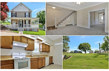 House of the Week - 722 Park Ave, Brunswick, MD