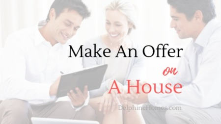 Make An Offer On A House