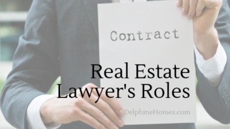 Real Estate Lawyer's Role