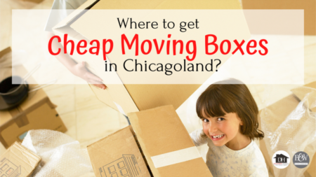 Where to get Cheap Moving Boxes in Chicagoland