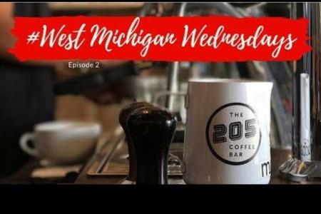 West Michigan Wednesdays | The 205 Coffee Bar