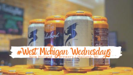 West Michigan Wednesdays | New Holland Brewing Co.
