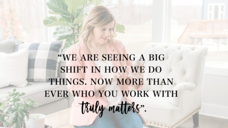 Who You Work With Truly Matters