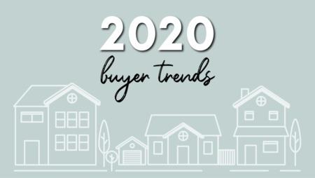 2020 Current Buyer Trends