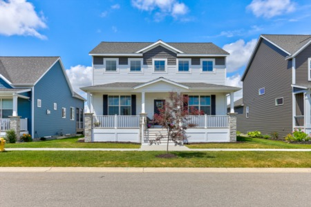 10479 Cottage Way Holland Michigan New Listing!