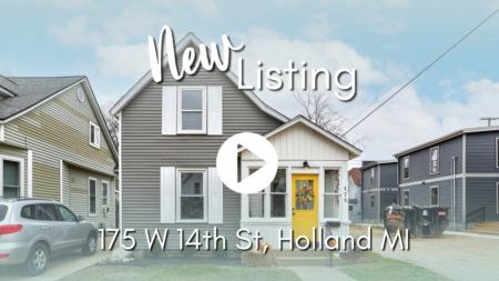 NEW LISTING | 175 W 14th St, Holland MI