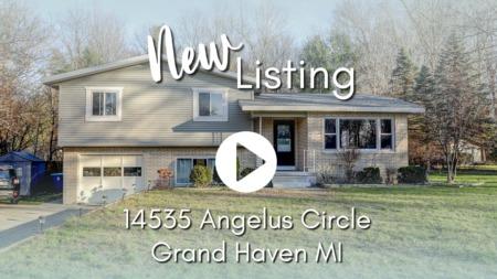 NEW LISTING | 14535 Angelus Circle, Grand Haven MI
