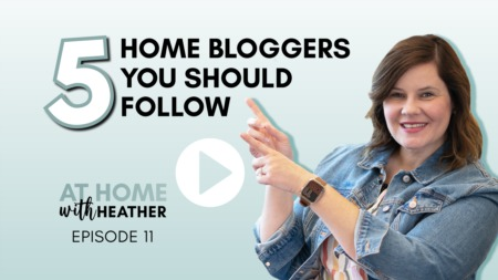 5 Home Bloggers you Should Follow