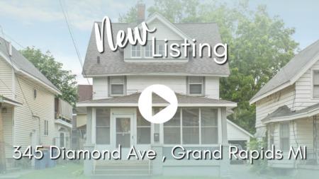 NEW LISTING | 345 Diamond Ave, Grand Rapids, MI