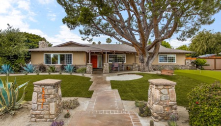 Entertainers Dream Home in North Tustin