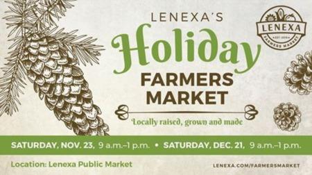 Lenexa holiday Market