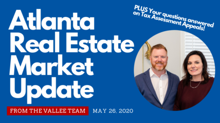 May 26, 2020 - Market Update & Tax Assessment Appeals
