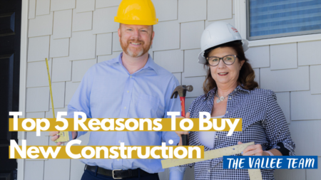 Top 5 Reasons To Buy New Construction | Episode 1