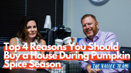Top 4 Reasons You Should Buy a House During Pumpkin Spice Season