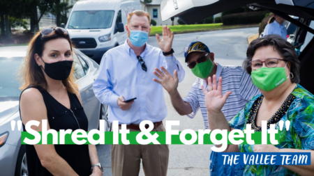 Shred It & Forget It Event
