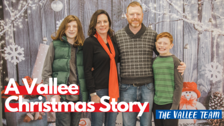 A Vallee Christmas Story