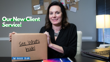 Our *NEW* Client Service