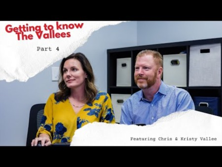 Getting to Know the Vallee's - Part 4