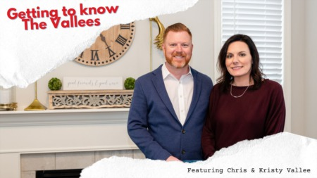 Getting To Know The Vallee's - Part 7
