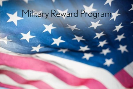 Military Rewards program