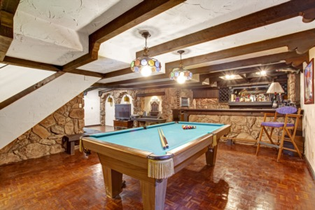 5 Outstanding Man Cave Ideas