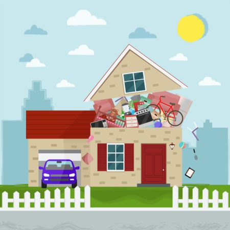 How to Put a Hoarder's Home on the Market