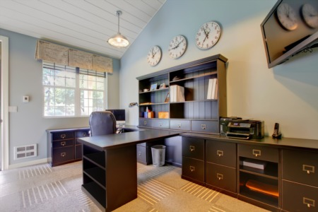 5 Tips For Designing Your Home Office