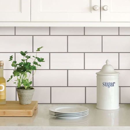 Uses for Peel & Stick Tiles