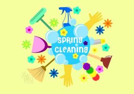 Quarantine Spring Cleaning