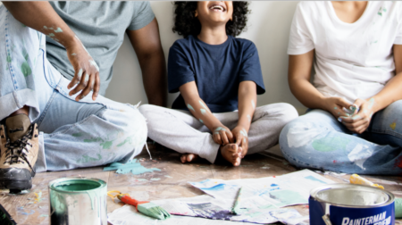 DIY Projects for the Entire Family