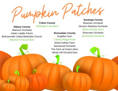 Capital Region Fall FUN Guide 2019