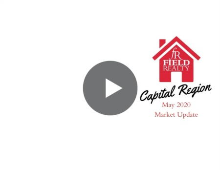 Capital Region Homes and Real Estate MAY Market Update