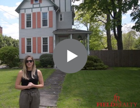 Johanna Clarke w/ Field Realty Offers this Classic 2 Story Colonial Home for Sale in Menands NY