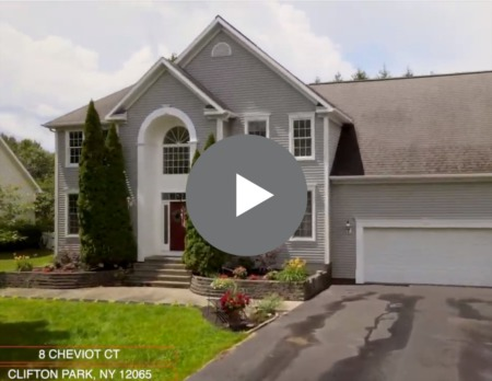 8 Cheviot Ct Clifton Park home for sale by Field Realty