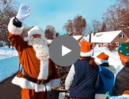 Field Team Christmas Parade
