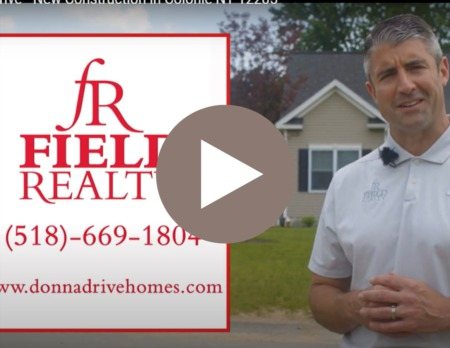 Donna Drive - New Construction in Colonie NY 12205