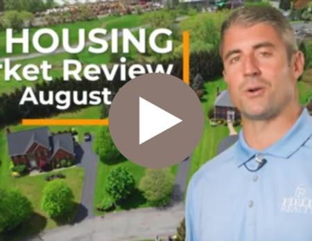 August 2021 Capital Region Real Estate Market Update