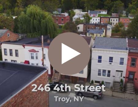 246 4Th St Troy, NY 12180