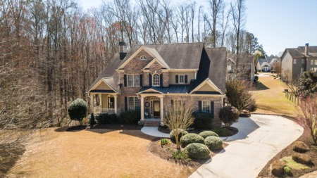 Brick Executive Homes For Sale in Hillgrove High School District