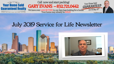 July - Service for Life Real Estate News