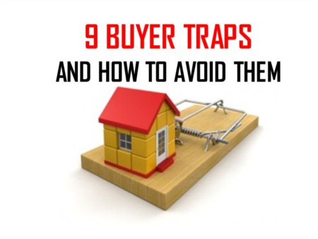9 BUYER TRAPS!  And How To Avoid Them
