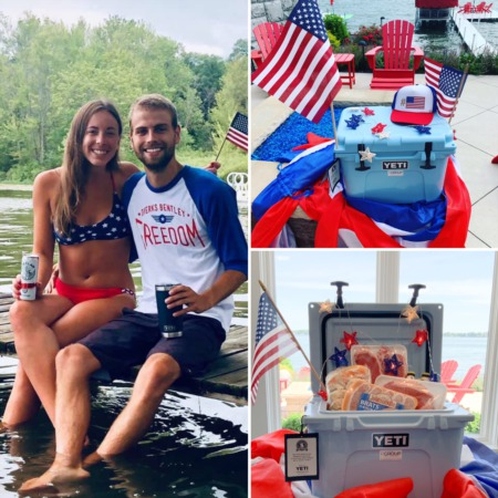 "Winner Announced!! Yeti & Steak ""Patriotic"" Giveaway"
