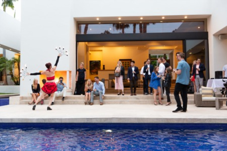 How To Use An Influencer Event (Market Luxury Real Estate)