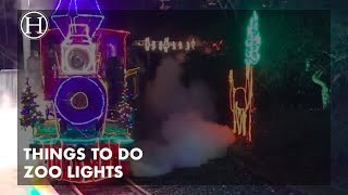 Things To Do In Portland | Zoo Lights | Oregon Zoo