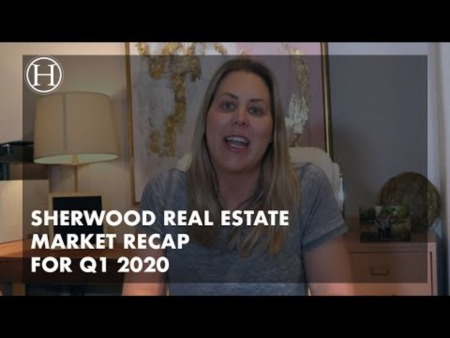 Sherwood Oregon Real Estate Market Update For Q1 2020