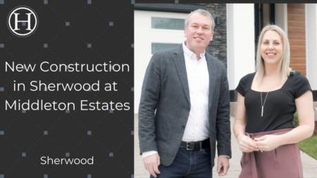 New Construction Home Tour at Middleton Estates in Sherwood Oregon