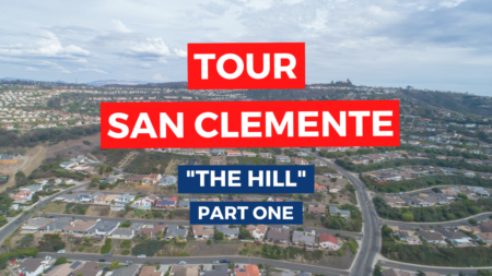 Tour Single Level Homes in San Clemente, Ca Neighborhoods - Ocean View Communities, Part One