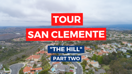 Tour Custom Homes in San Clemente, Ca Neighborhoods - Ocean View Communities, Part Two
